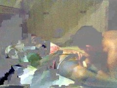 Laptop Cam - Couple Playing