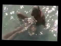 Blondie Fucked in Shallow Waters BVR