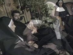 Wicked italian priest & two nuns