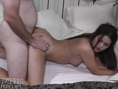 Elena - First Time on VIdeo