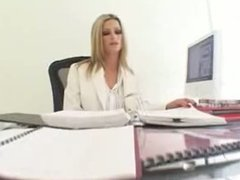 Sexy blonde sluts sucks big black cock Bbc