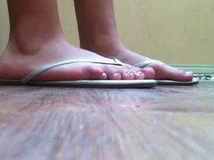 Candid feet #50