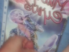 Miley Cyrus Cum 5