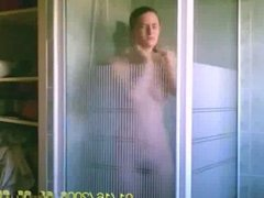 Shower teen spy