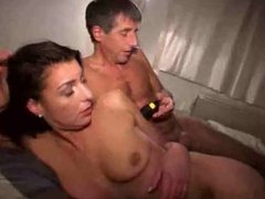 German Oldie Caught Wanking And Gets An Anal Bonus!