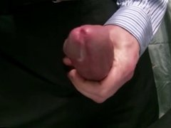 User Submitted - Masturbator In Suit Busting A Nut