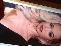 Rita Ora Cum Tribute