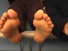 DATING TWO PAIRS OF FEET