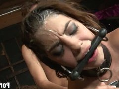Gigi Rivera Gets Showered With So Much Loads Of Cum