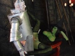 Not The Wizard of Oz pt6 (Wicked Witch & Tinman)