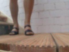 Feet and Heels Mixed