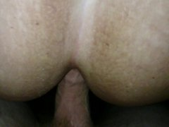 Fucking the wife in her ass
