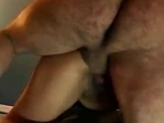 Wife rough Anal fuck