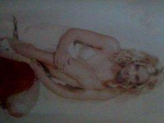 Cum on Britney Spears .