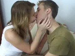 Young Teen Couple fucked