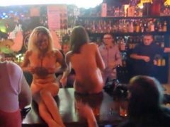 Naked Sluts at the Bar