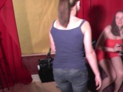 Lucky guy has fun with two czech teens