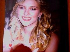 Huge Load Tribute for Scarlett Johansson