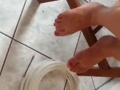Candid feet #64