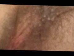 12 Cumshots On Brunette Hairy Pussies BVR