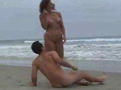 Nude Beach - Aint she Sweet - Hot Fucking