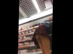 upskirt gostosa supermercado