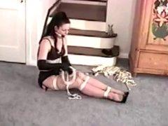 self bondage hogtie1