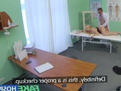 FakeHospital Sexual therapy causes new patient to squirt