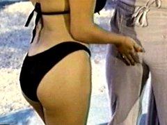 Vintage Blonde Bikini Fuck