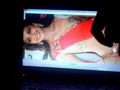 Cum tribute shilpa actress
