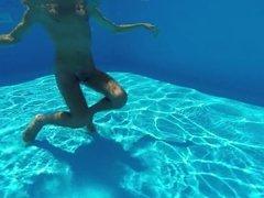 naked pool time