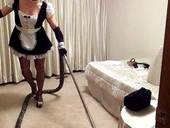 The French Maid At Work