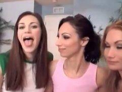 Long Tongue Girls