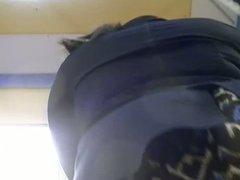 black ass thighs at subway