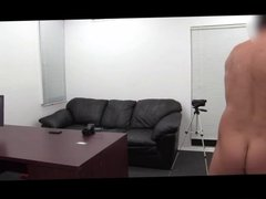First time Anal for willing auditioning Young Brunette
