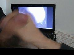 Jerk off watching Cameon masturbating
