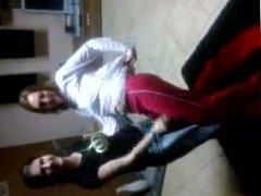 romanian girl dance
