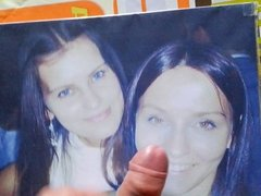 Cumtribute to lena69 and NOT her stepsister by jmcom.