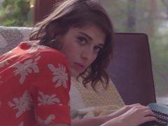 Lizzy Caplan - Fashion Film ad