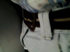 ENCOXADA 160 super sexy lady jeans white part 1