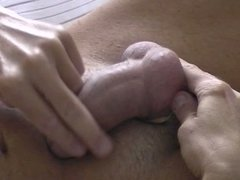 milking my dick for enjoyment