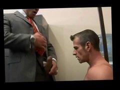 bussines man fucks muscle boy in the locker room