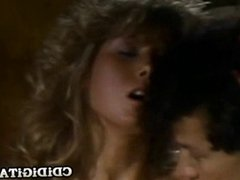 Blondie Bee - 80s Pornstar Banged Hard And Deep