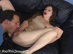 Lena Ramon - Sexy MILF Get Fucked On Her Hairy Pussy