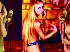 Russian Girls Music Video