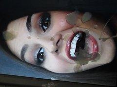 Victoria Justice Facial Cum Tribute