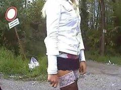 Prostituta in campagna