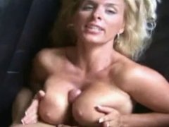 Fucking Blonde Milf Tits