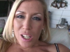sexy blonde milf loves to get fucked