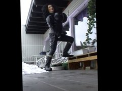 Roxina Snow Foxing X